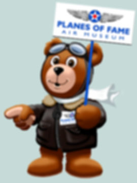 Planes of Fame - Teddy Character Development