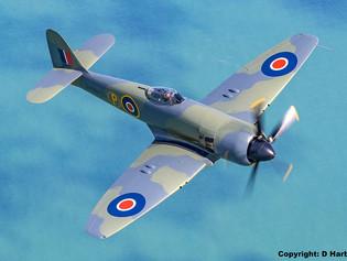 Hawker Fury FB.II