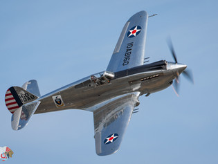 Curtiss Wright P-40C