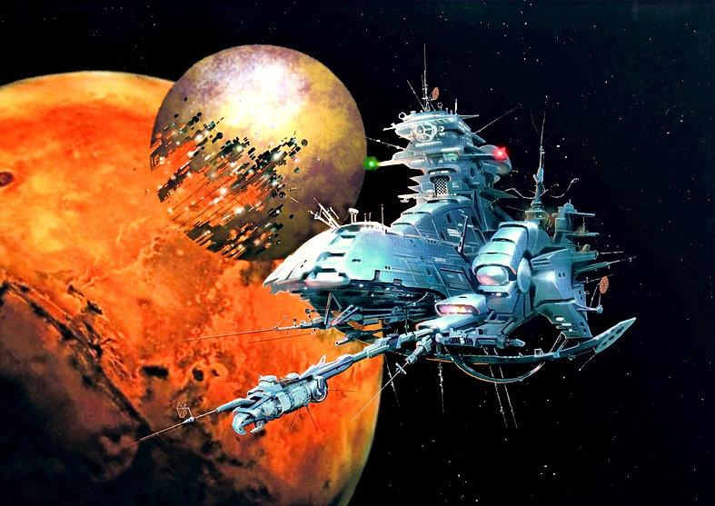 Mars 2056