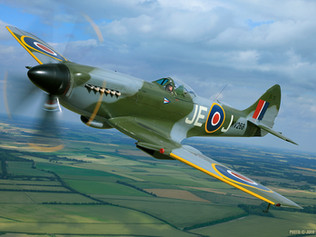 Vickers Armstrong Spitfire FR Mk.XIV