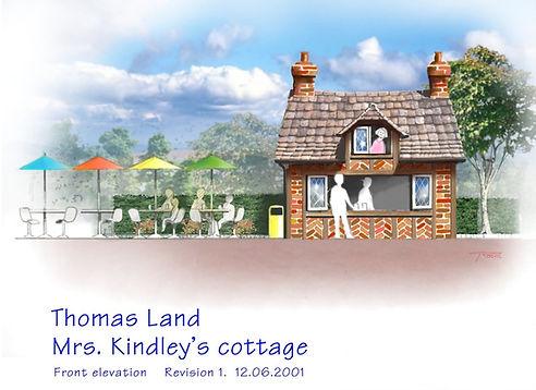 Thomas Land Japan. Set Drawing