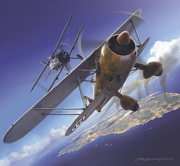 Cr-42 & Gladiator Malta