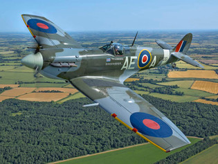 Supermarine Spitfire LFVb EP120
