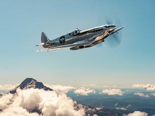 Supermarine Spitfire Mk.IX (The Silver Spitfire)