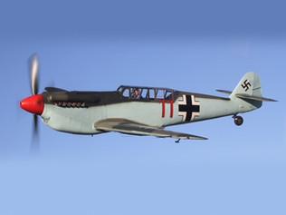 "Hispano HA-1112-M4L Buchon ""Red 11"""