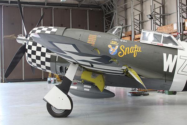 P-47 'Snafu'