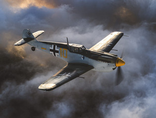 Hispano HA-112 MIL Buchon