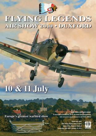 Flying Legends poster 2010
