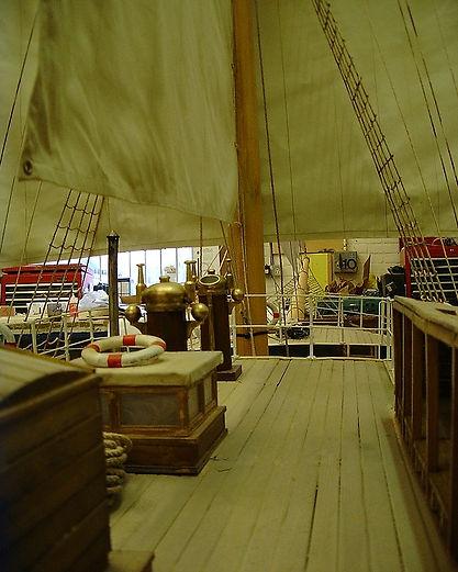 Endurance Model Deck