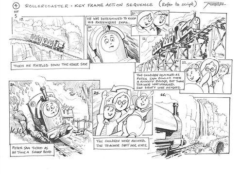Storyboard - Rollercoaster 04