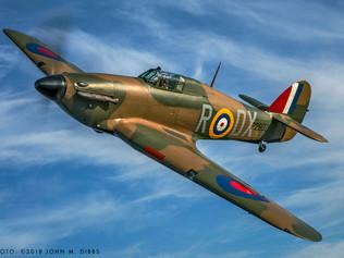 Hawker Hurricane Mk.I P2902
