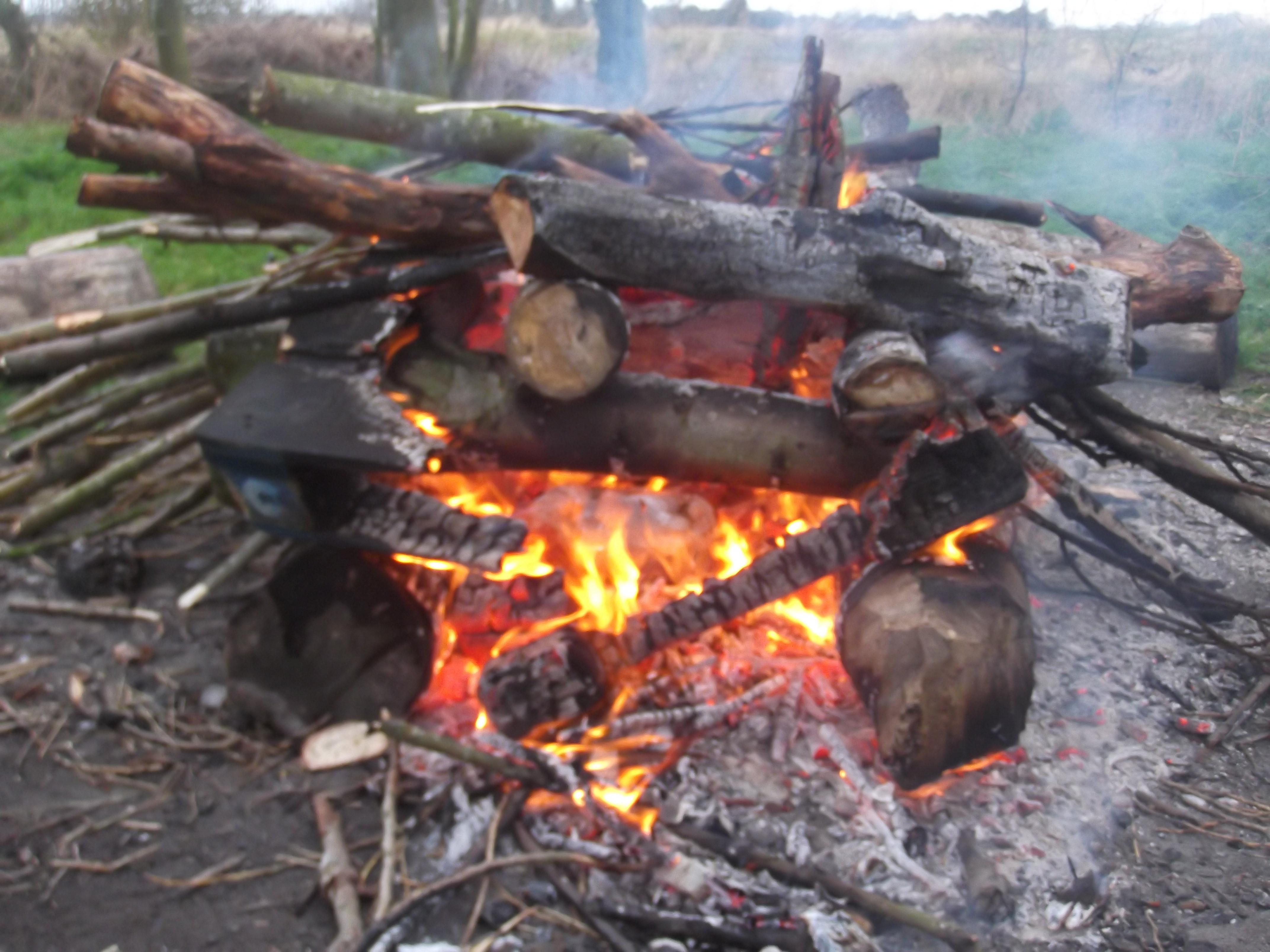 Pembrokeshire Scouts - Extreme Bushcraft