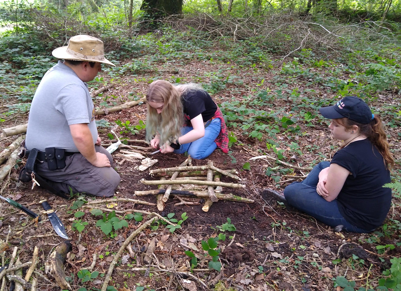 3hr Foundation Bushcraft Course