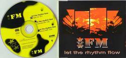Let The Rhythm Flow - CDM