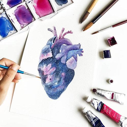 Coração cósmico