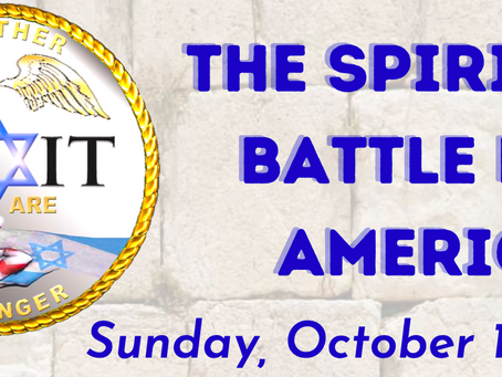 The Spiritual Battle for America