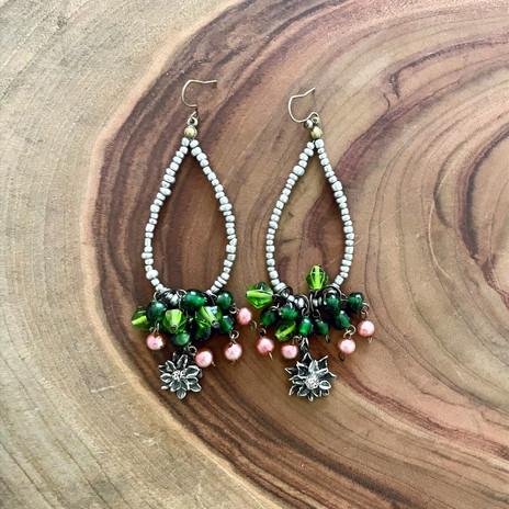 Maid Marian Earrings