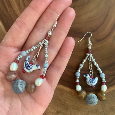 Equilibrio Avice Earrings