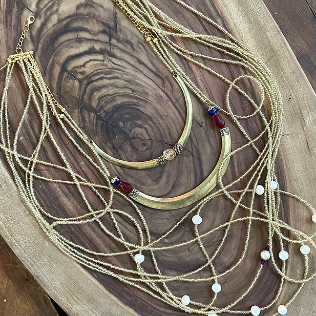 Sage Feather Amulet Jewellery
