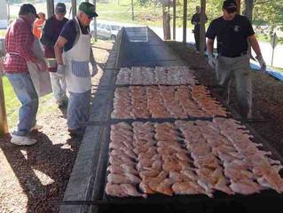 Spring Chicken BBQ Fundraiser - May 7, 2016