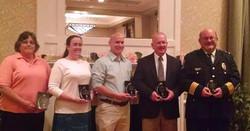 CSRS wins WVEMS Regional Award