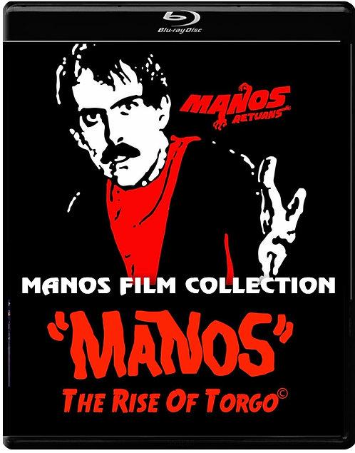 MANOS RETURNS/RISE OF TORGO [Blu-ray]