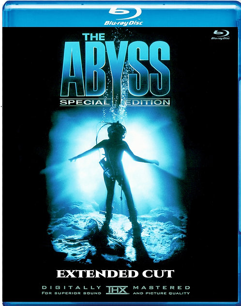 The Abyss Special Extended Edition [Blu-ray]