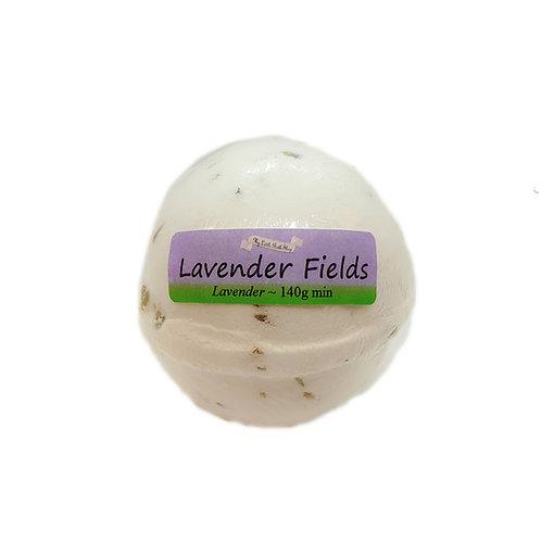Lavender Fields Bath Bomb
