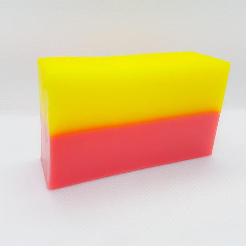 Rhubarb & Custard Soap