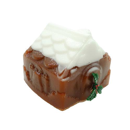 Christmas GingerBread House Soap