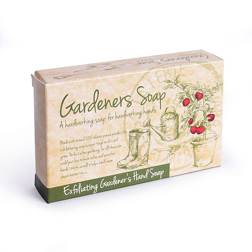 Exfoliating Gardener's Hand Soap