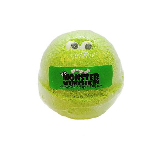 Monster Munchkin Bath Bomb