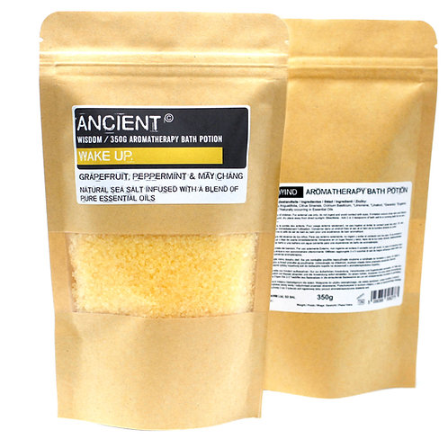 Wake up Dead Sea Bath Salts