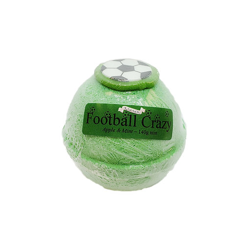 Football Crazy Bath Bomb