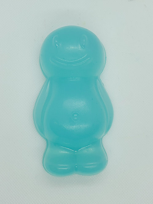 Blue Jelly Baby Soap
