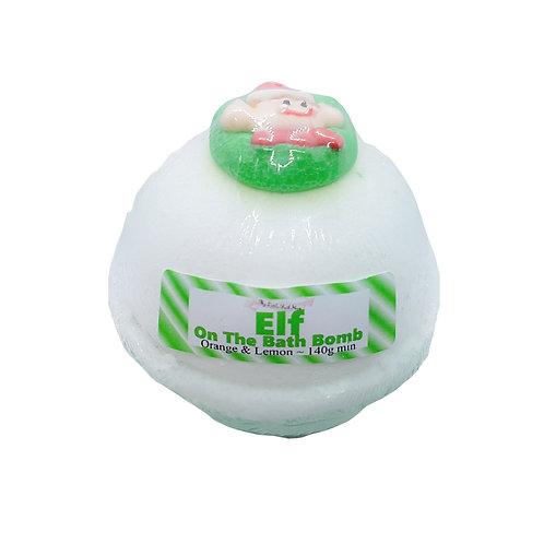 Elf Bath Bomb