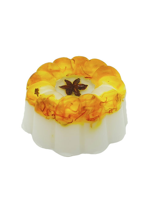 Violet, Orange Blossom & Amber Soap