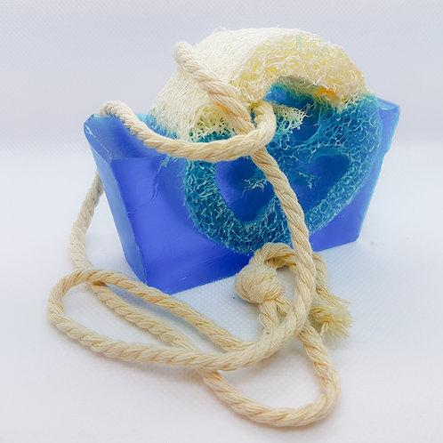 Ocean Loofah Soap