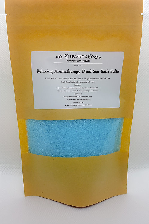 Relaxing Dead Sea Bath Salts
