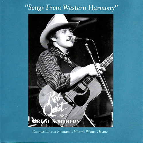 Songs From Western Harmony CD
