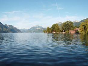 Sommerferien in Buochs Vierwaldstättersee NW - Camping TCS