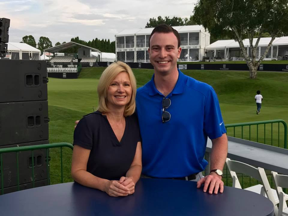 2017 DICK's Open with Candace