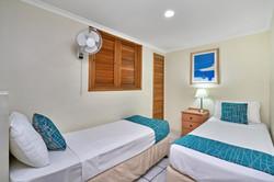 2 Bedroom - Single Beds Option