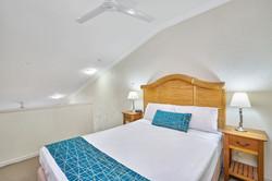 2 Bedroom - Main Bedroom Upstairs