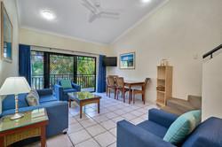 2 Bedroom - Lounge