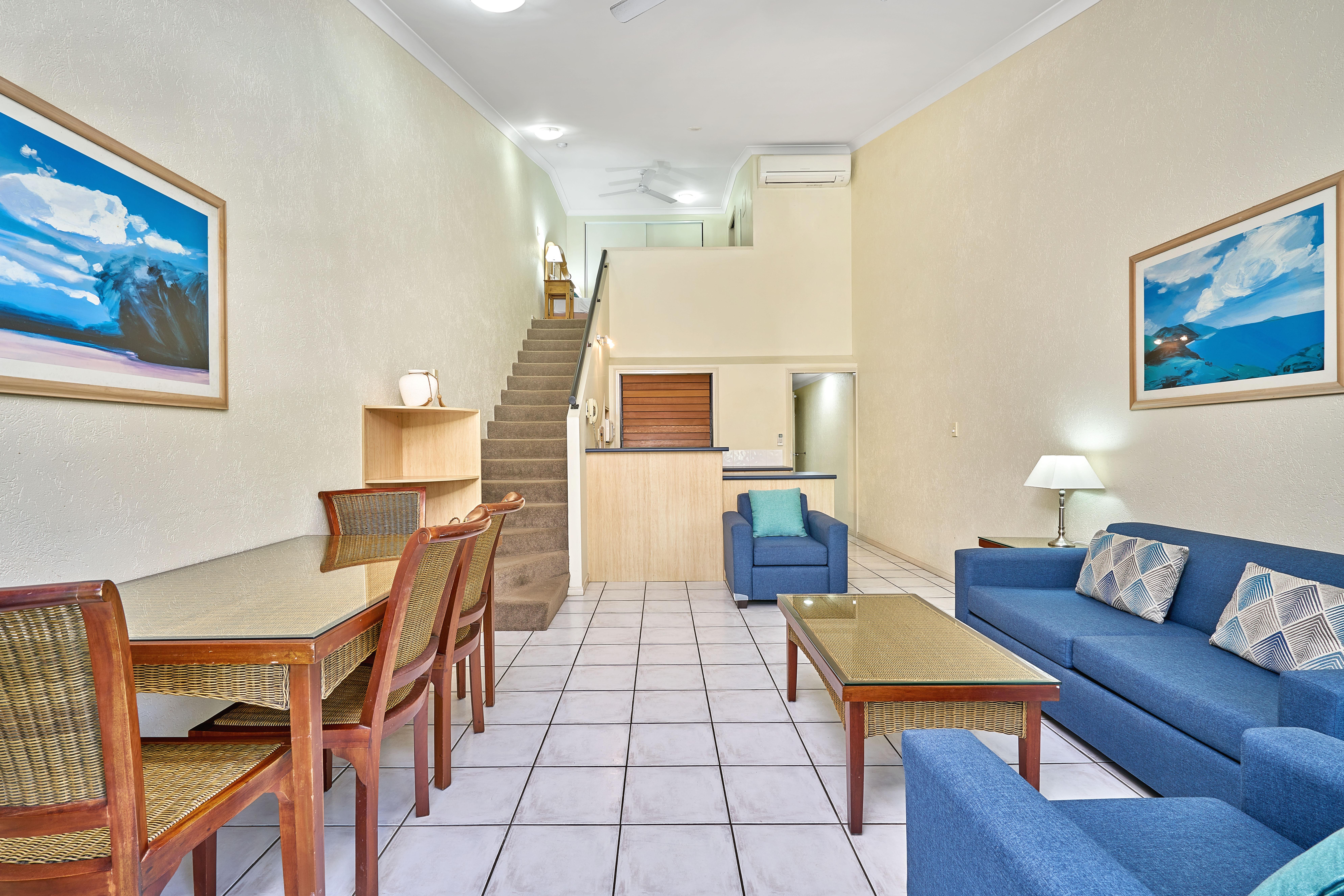 2 Bedroom - Mezzanine