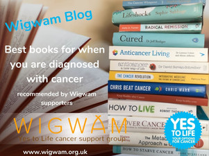 Best books for when you are diagnosed with cancer