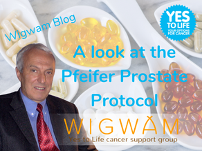 A look at the Pfeifer Prostate Protocol