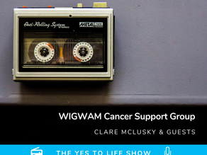 Still a chance to join our online Wigwam Cancer Support Group